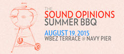 Sound Opinions BBQ 2015