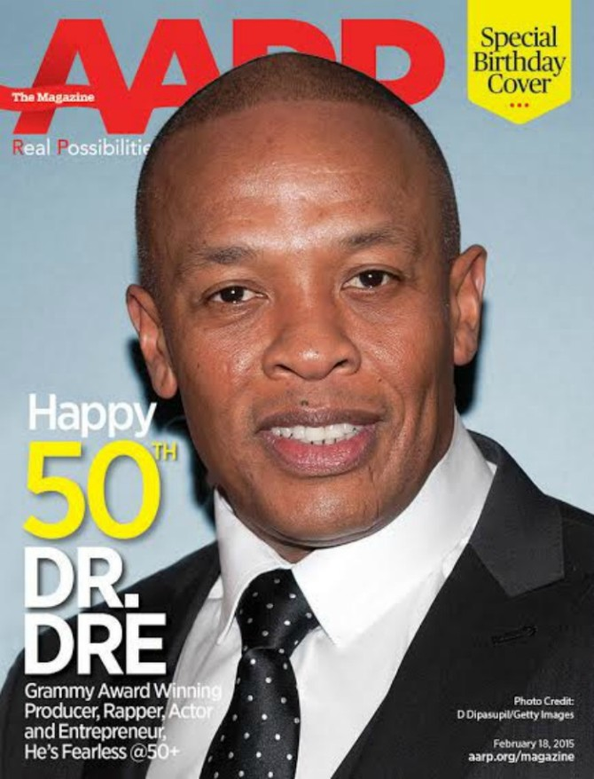 Dr. Dre aarp