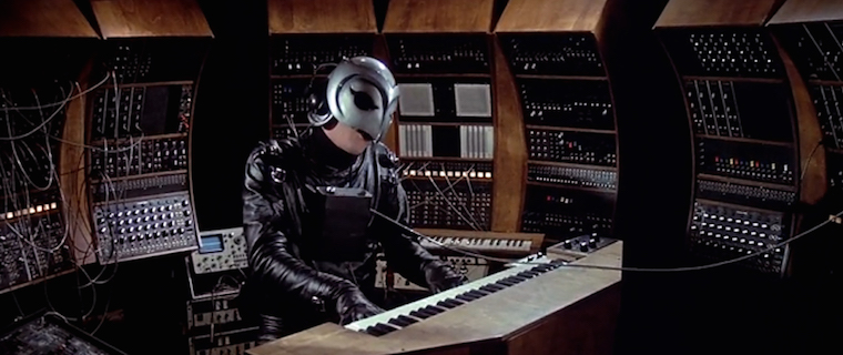 The Moog synthesizer