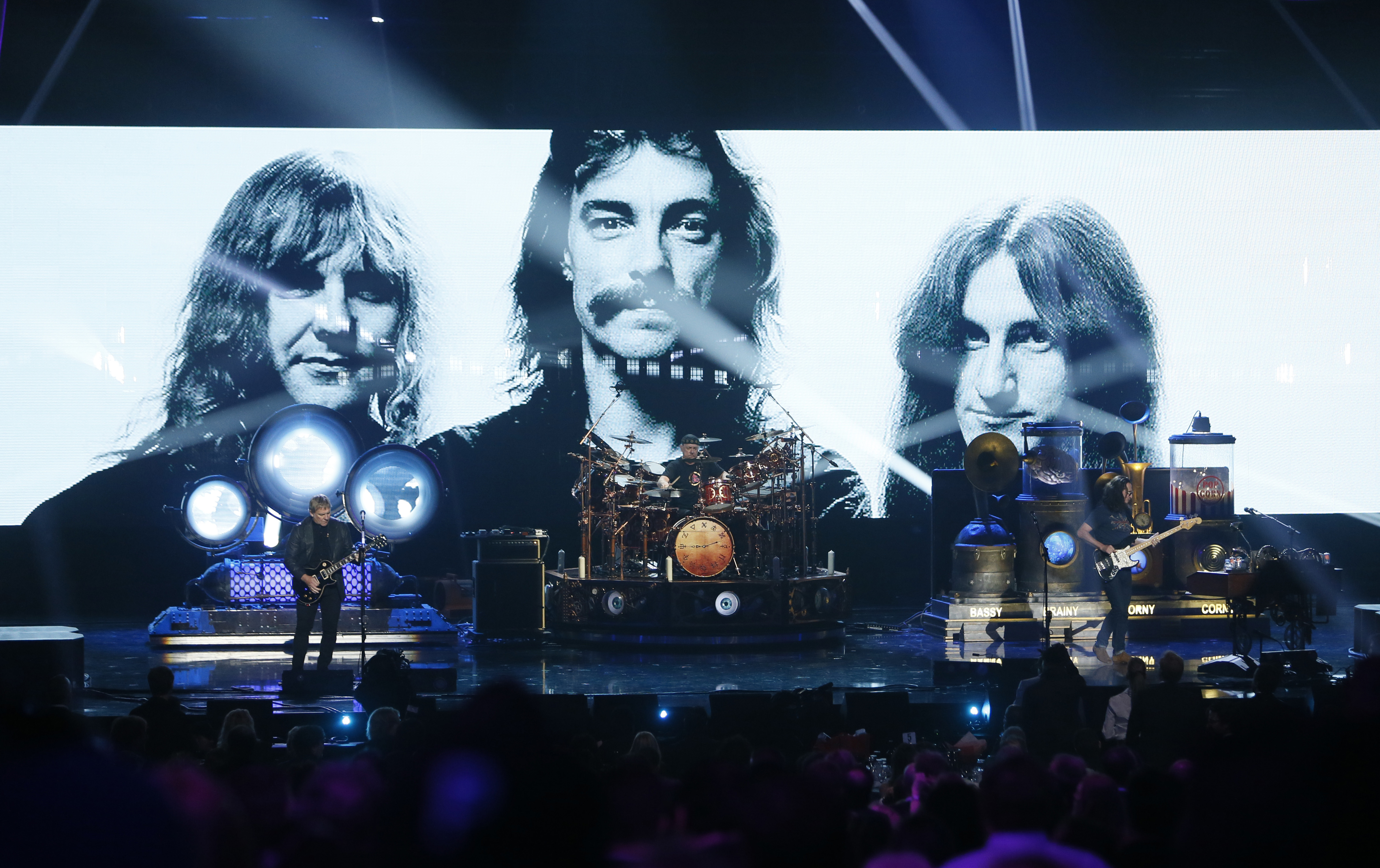 Rush Tour Moving Pictures
