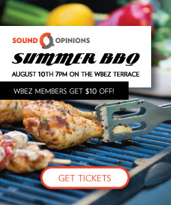 Sound Opinions BBQ 2016