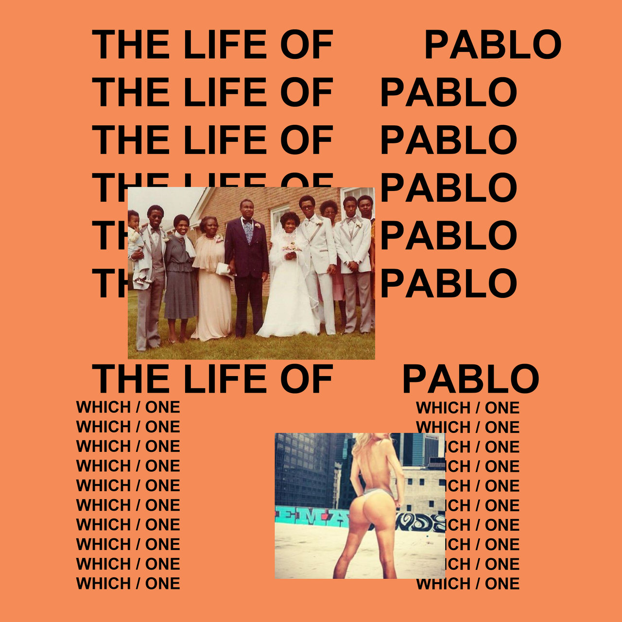 61b0de103 2927 Kanye West The Life of Pablo
