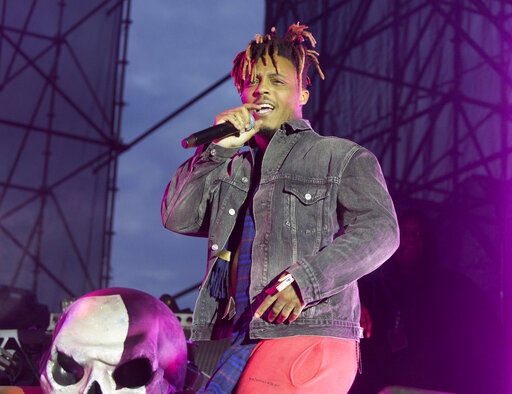 Juice WRLD/AP Photo