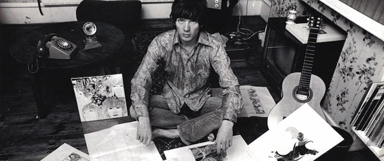 Show 686: Revolver Cover Artist and Bassist Klaus Voormann, The